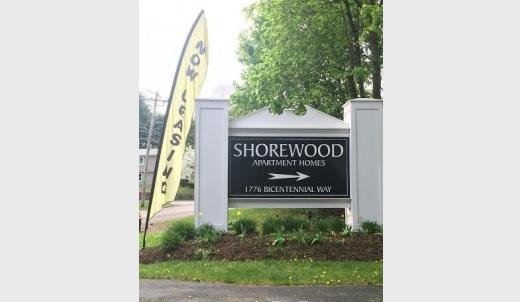 Shorewood Apartment F-6- 2bd/1.5bth